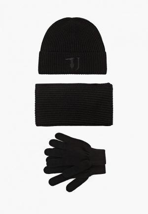Комплект Trussardi Jeans. Цвет: черный