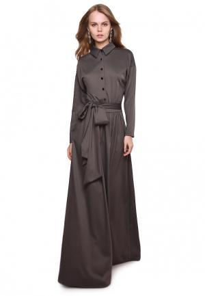 Платье Marichuell FANNY. Цвет: серый