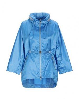 Куртка VDP CLUB. Цвет: лазурный