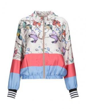 Куртка RELISH. Цвет: бежевый