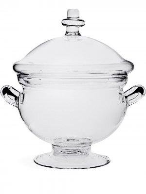 Большая ваза Boro Bitossi Home. Цвет: нейтральные цвета
