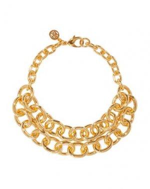 Ожерелье BEN-AMUN. Цвет: золотистый