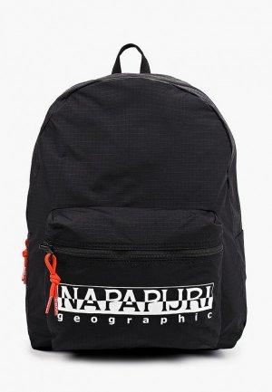 Рюкзак Napapijri VOYAGE LAPTOP. Цвет: черный