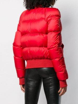 Дутая куртка-бомбер Rick Owens