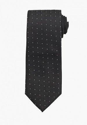 Галстук Franco Frego. Цвет: черный