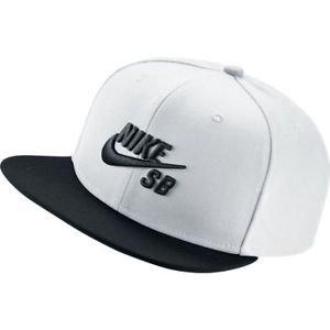 Бейсболка Cap PRO Nike SB. Цвет: белый