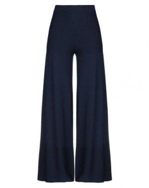 Повседневные брюки D.EXTERIOR. Цвет: темно-синий