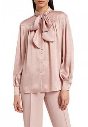 Блуза LUISA SPAGNOLI. Цвет: розовый