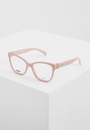 Оправа Moschino MOS510 35J. Цвет: розовый