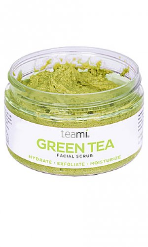 Скраб для лица green tea face scrub Teami Blends. Цвет: beauty: na