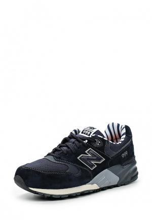 Кроссовки New Balance NE007AWHIH15. Цвет: синий