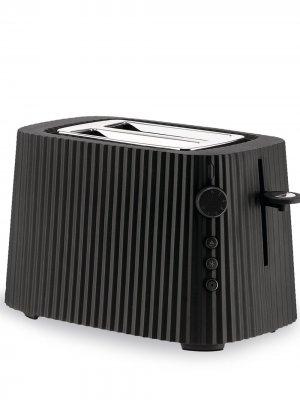 Электрический тостер Plissé Alessi. Цвет: черный