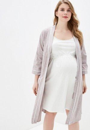 Костюм домашний Lika Dress. Цвет: разноцветный