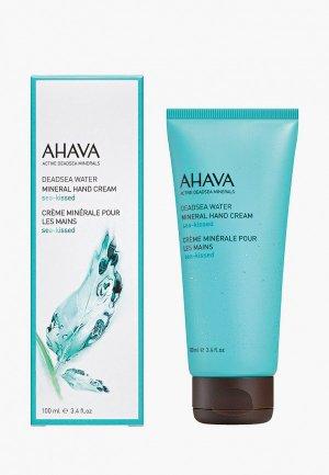 Крем для рук Ahava Seaissed Deadsea Water. Цвет: прозрачный