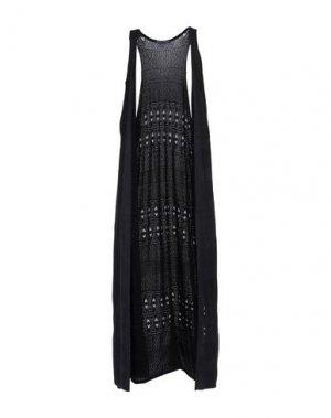 Легкое пальто AMELIE RÊVEUR. Цвет: черный