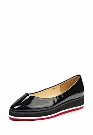 Туфли Friis & Company FR004AWHH881. Цвет: черный
