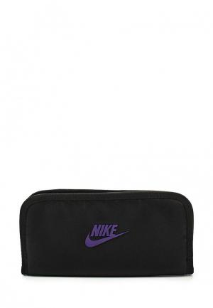 Кошелек Nike PREFERRED WALLET. Цвет: черный
