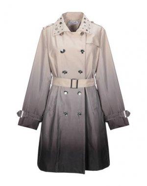 Легкое пальто FUEGO WOMAN. Цвет: хаки