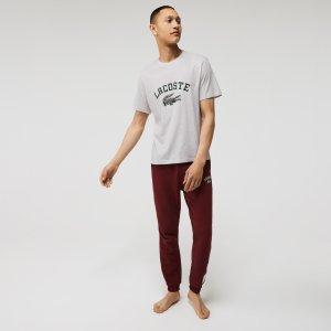 Нижнее белье и шорты Домашняя футболка Lacoste. Цвет: none