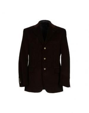 Пиджак SANREMO. Цвет: темно-коричневый