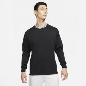 Мужской свитшот для гольфа Nike Dri-FIT - Черный