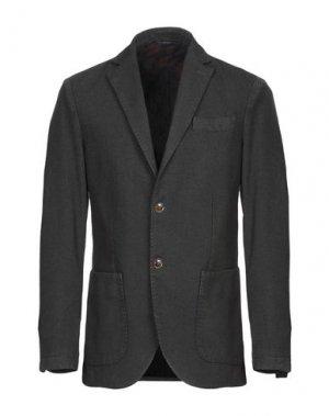 Пиджак AT.P.CO. Цвет: стальной серый