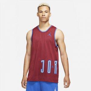 Мужское джерси Jordan Sport DNA - Красный Nike