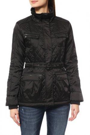 Куртка PAZ TORRAS. Цвет: черный