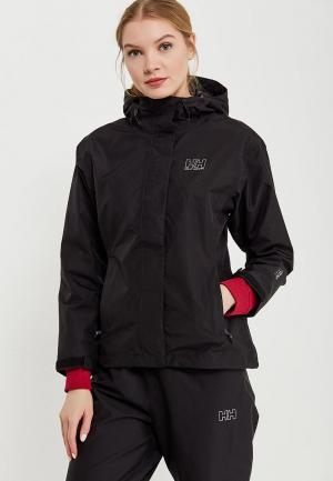 Ветровка Helly Hansen W SEVEN J JACKET. Цвет: черный