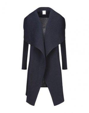 Легкое пальто NOLITA. Цвет: темно-синий