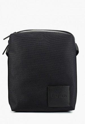 Сумка Calvin Klein Jeans. Цвет: черный