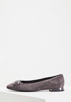 Туфли Högl LINA. Цвет: серый