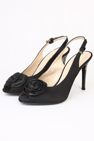Туфли Alba. Цвет: черный
