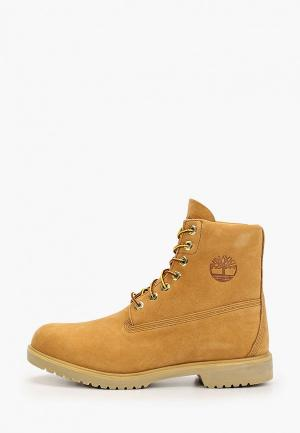 Тимберленды Timberland TBL 1973 Newman6 Boot WP WHEAT. Цвет: коричневый