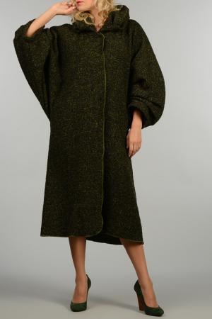 Пальто Kata Binska. Цвет: зеленый