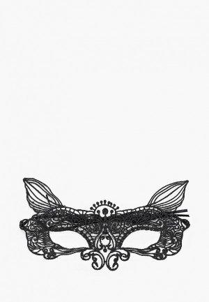 Маска карнавальная Nothing but Love. Цвет: черный