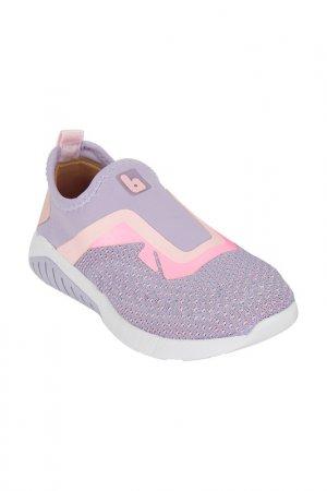 Обувь спортивная Bibi. Цвет: светло-розовый