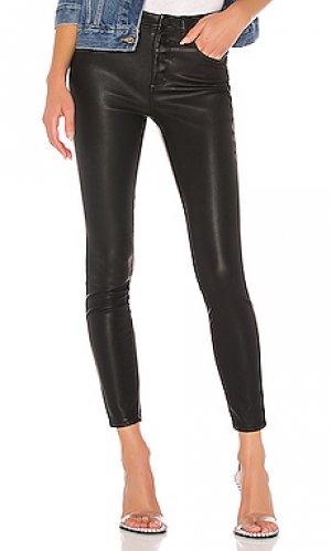 Облегающие брюки daddy soda BLANKNYC. Цвет: черный