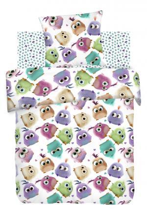 Комплект постельного белья Angry birds
