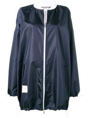 Куртка-бомбер в стиле оверсайз Thom Browne