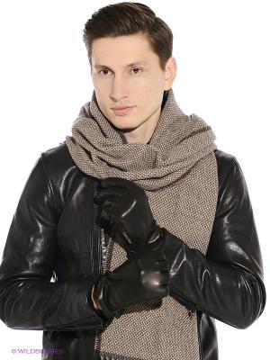 Перчатки Calvin Klein. Цвет: черный