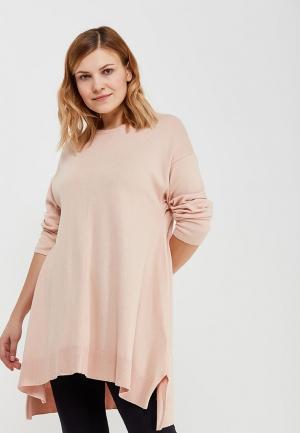 Платье Marks & Spencer MA178EWASJD3. Цвет: розовый