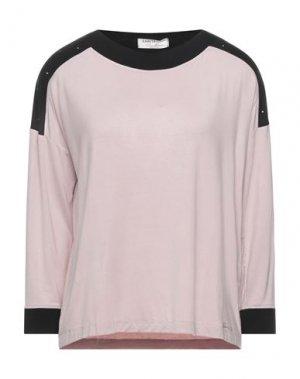 Футболка EAN 13. Цвет: светло-розовый