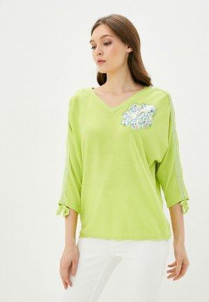 Пуловер Betty Barclay. Цвет: зеленый
