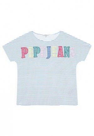 Полосатая футболка Pepe Jeans London