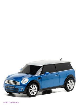 Машина р/у BMW MINI Clubman 1:18 с аккумулятором KAISER. Цвет: голубой