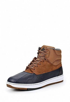Ботинки K1X KX001AMDKB04. Цвет: коричневый, черный