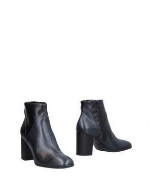 Полусапоги и высокие ботинки BALDININI TREND. Цвет: черный