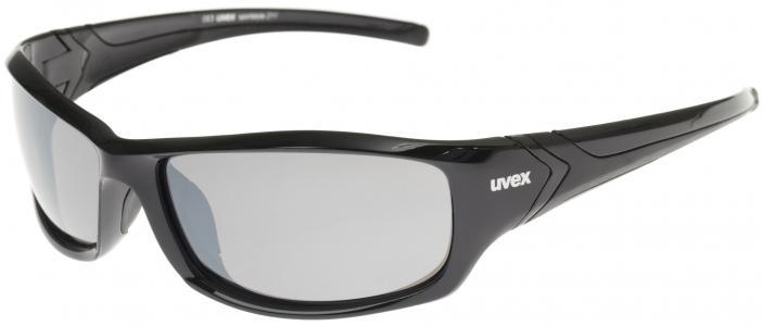 Солнцезащитные очки Sportstyle 211 Uvex. Цвет: черный