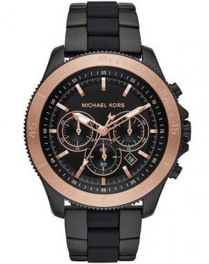 Наручные часы MICHAEL KORS. Цвет: черный